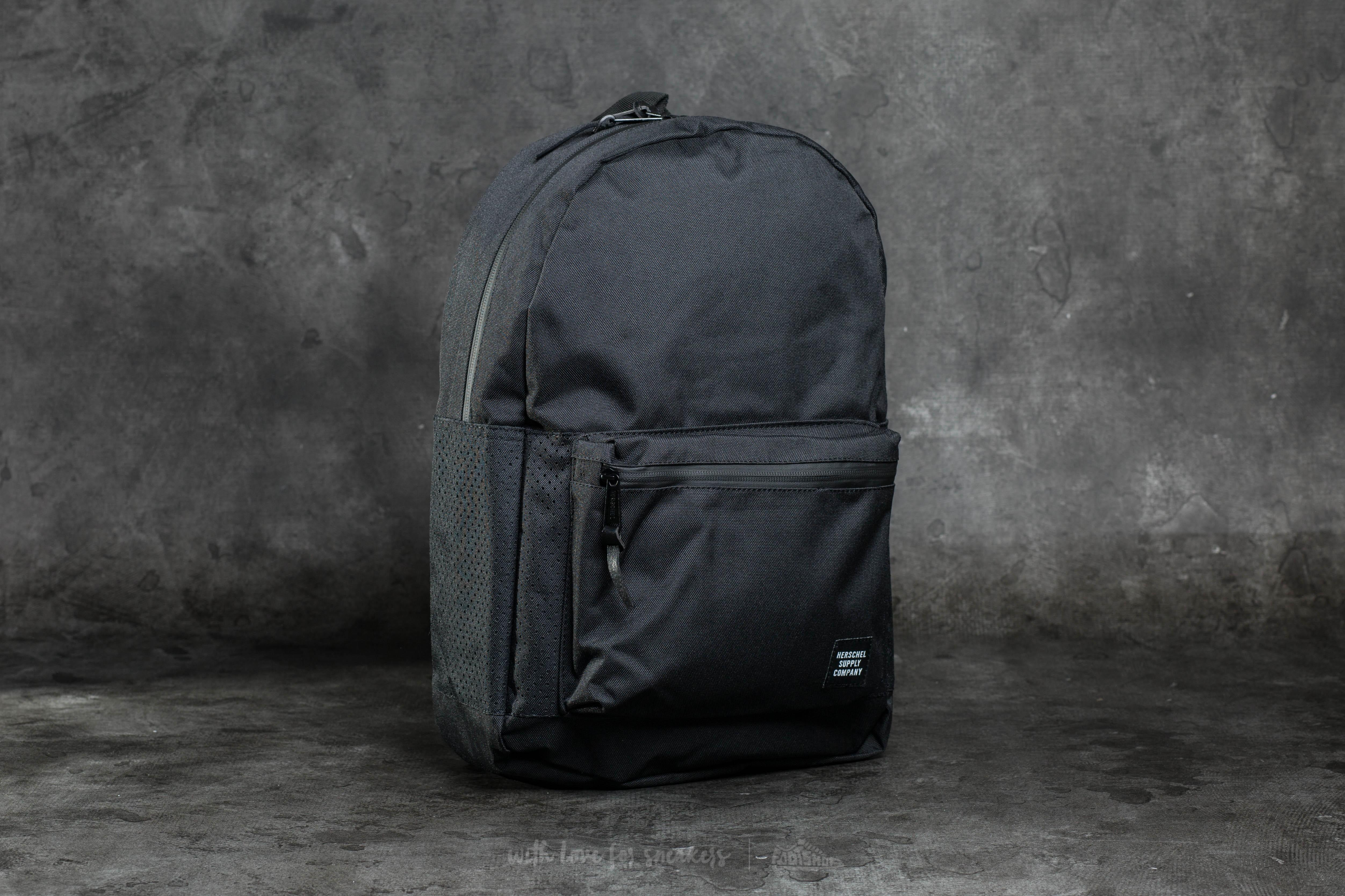297adcb1fb Herschel Supply Co. Settlement Backpack Black