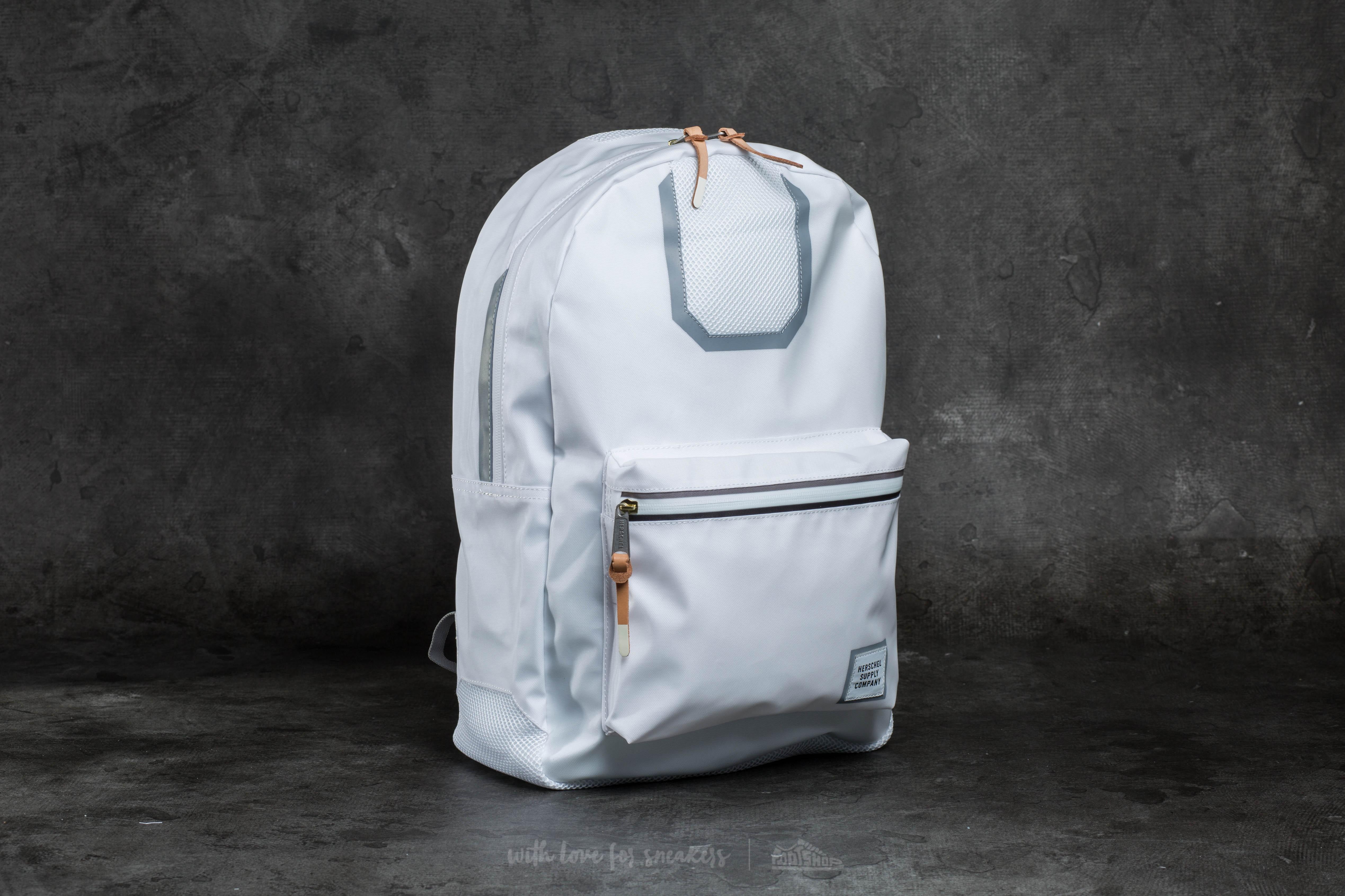 68bfcc0f59 Herschel Supply Co. Settlement Backpack White Mesh  Grey