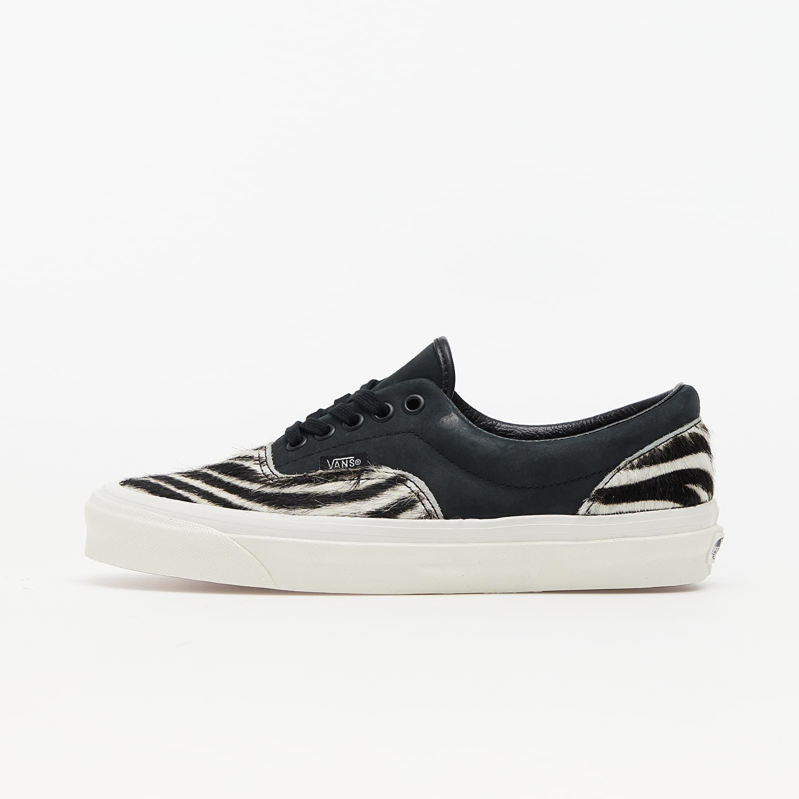 Levně Vans Era 95 DX (Anaheim Factory) Black Zebra
