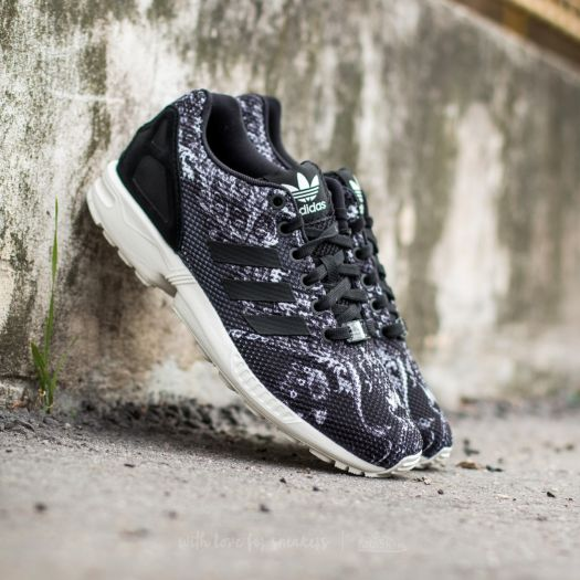 adidas zx flux w core black