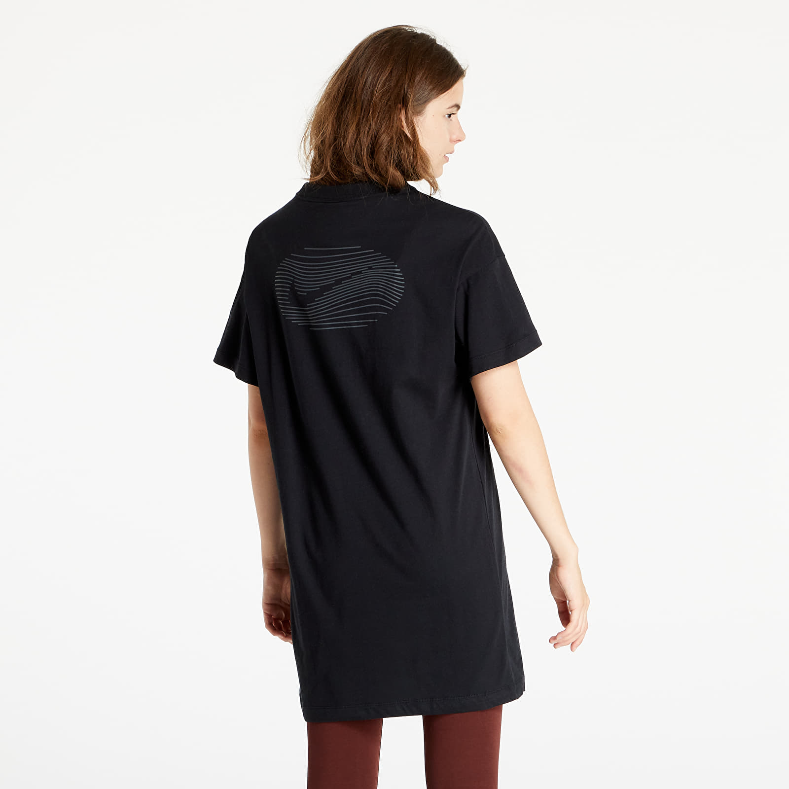 Nike Sportswear W NSW SS Tee Dress Black S