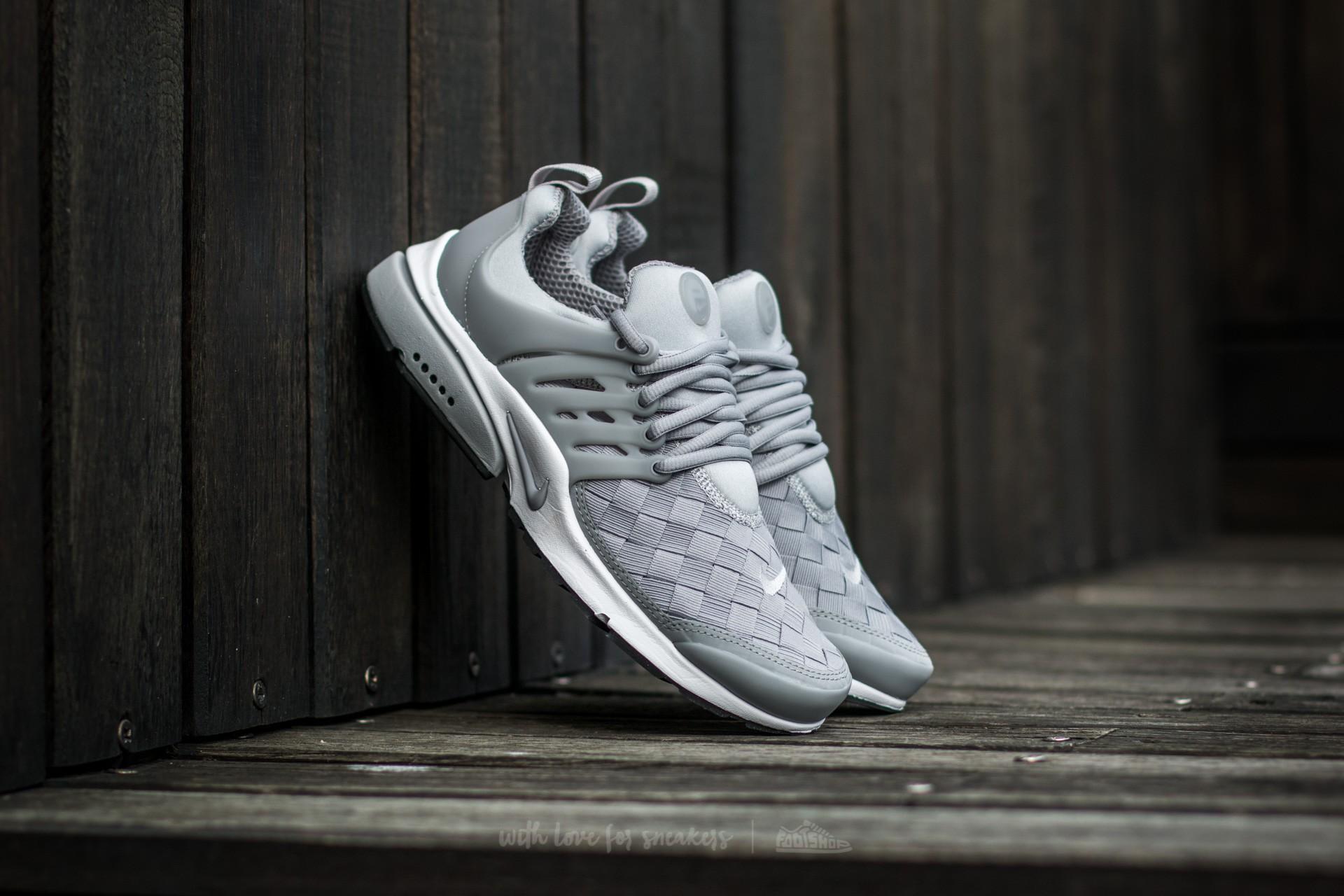 7400e71529 Nike Air Presto SE Wolf Grey/ Wolf Grey-Black-White | Footshop