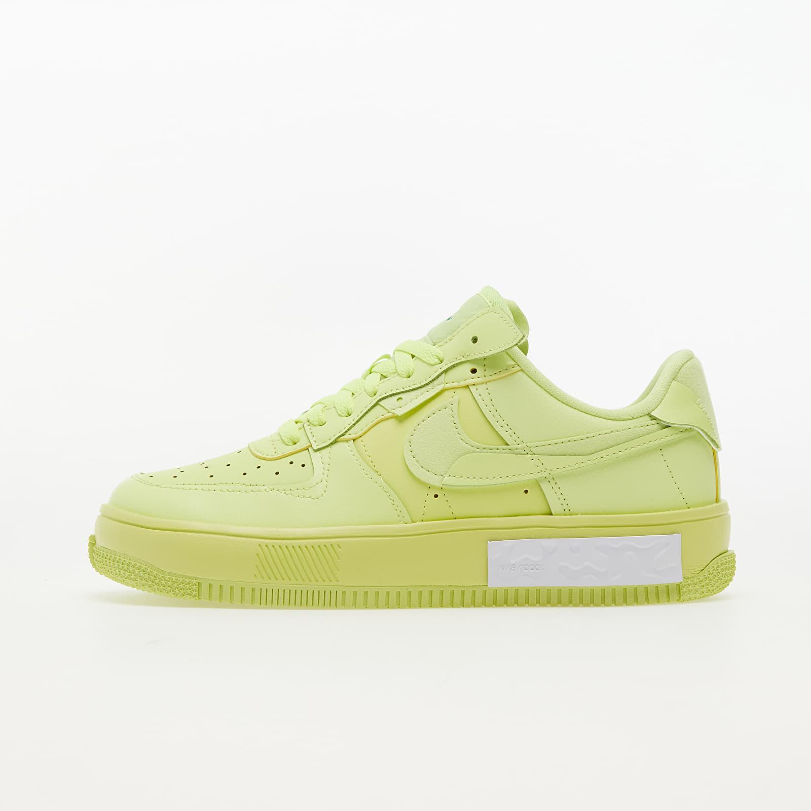 Nike W Air Force 1 Fontanka Yellow Strike/ Lt Lemon Twist EUR 38.5