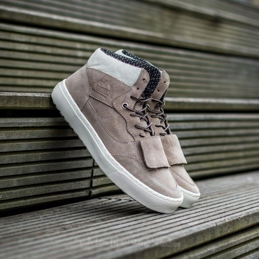Vans Men's Shoes Mountain Edition (Waxed Suede) Hummus