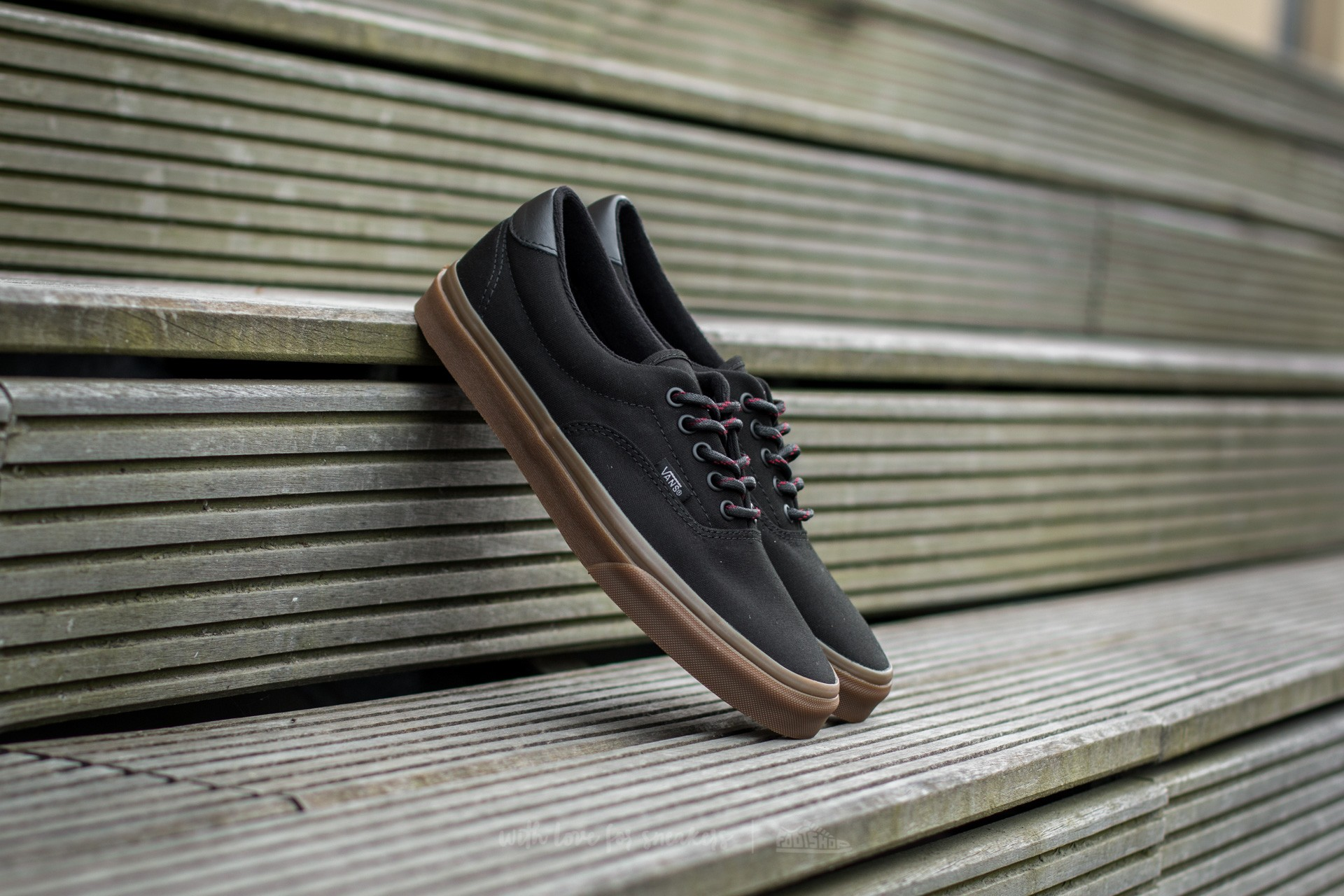 813c511256fabe Vans Era 59 (Hiking) Black  Gum