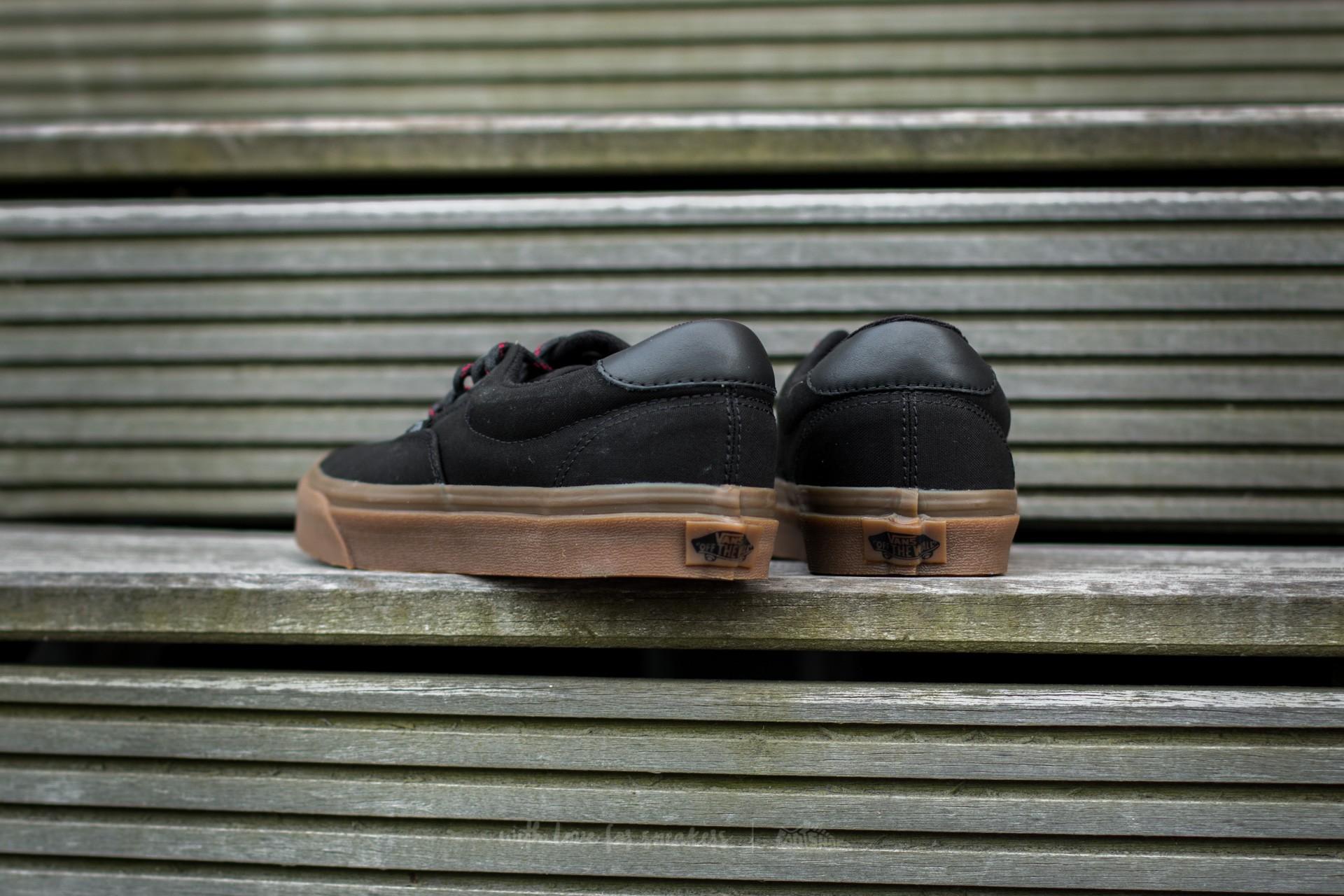 Vans Era 59 (Hiking) Black Gum | Footshop