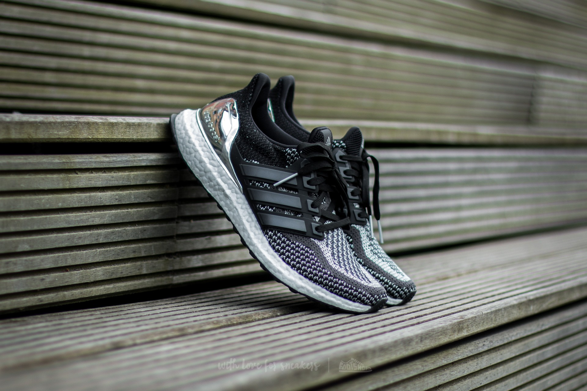 super popular 57572 c8f71 adidas Ultra Boost LTD Core Black Core Black Silver Metallic