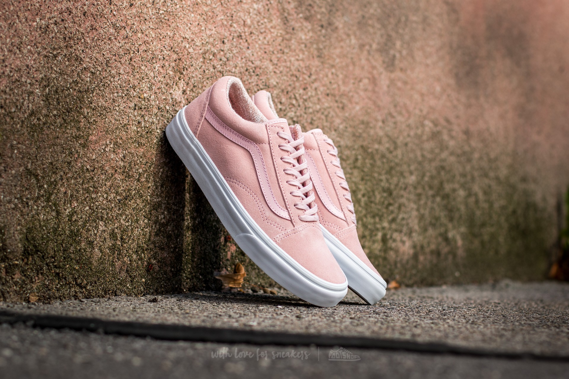 Vans Old Skool Suede  Woven Peachskin  True White at a great price  42 buy 0465ff2aa7