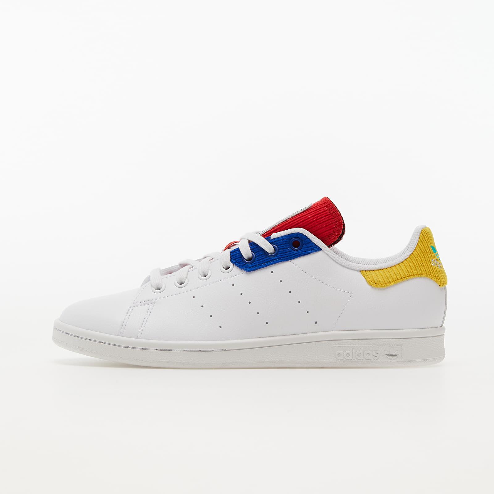 adidas Stan Smith Ftw White/ Crystal White/ Royal Blue EUR 43 1/3