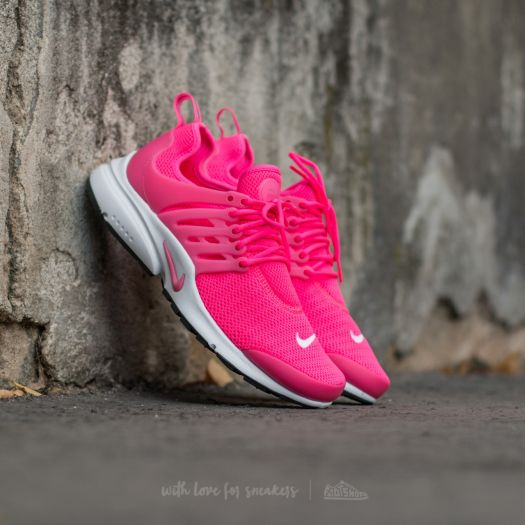 Nike W Air Presto Hyper Pink  White-Black  e68b83bb096c
