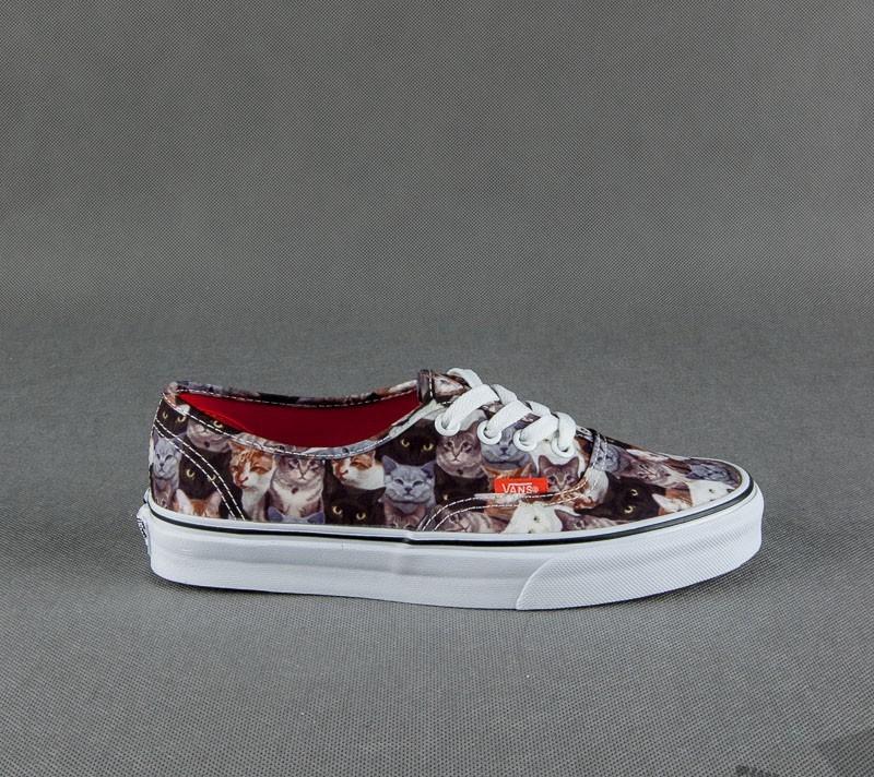 72128127d4 Vans Authentic (ASPCA) Cats