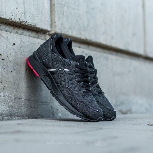 new arrival abdc5 5c840 Asics Gel-Lyte V Black/ Black   Footshop