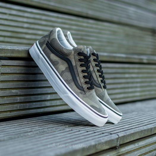 Men's shoes Vans Old Skool (Camo