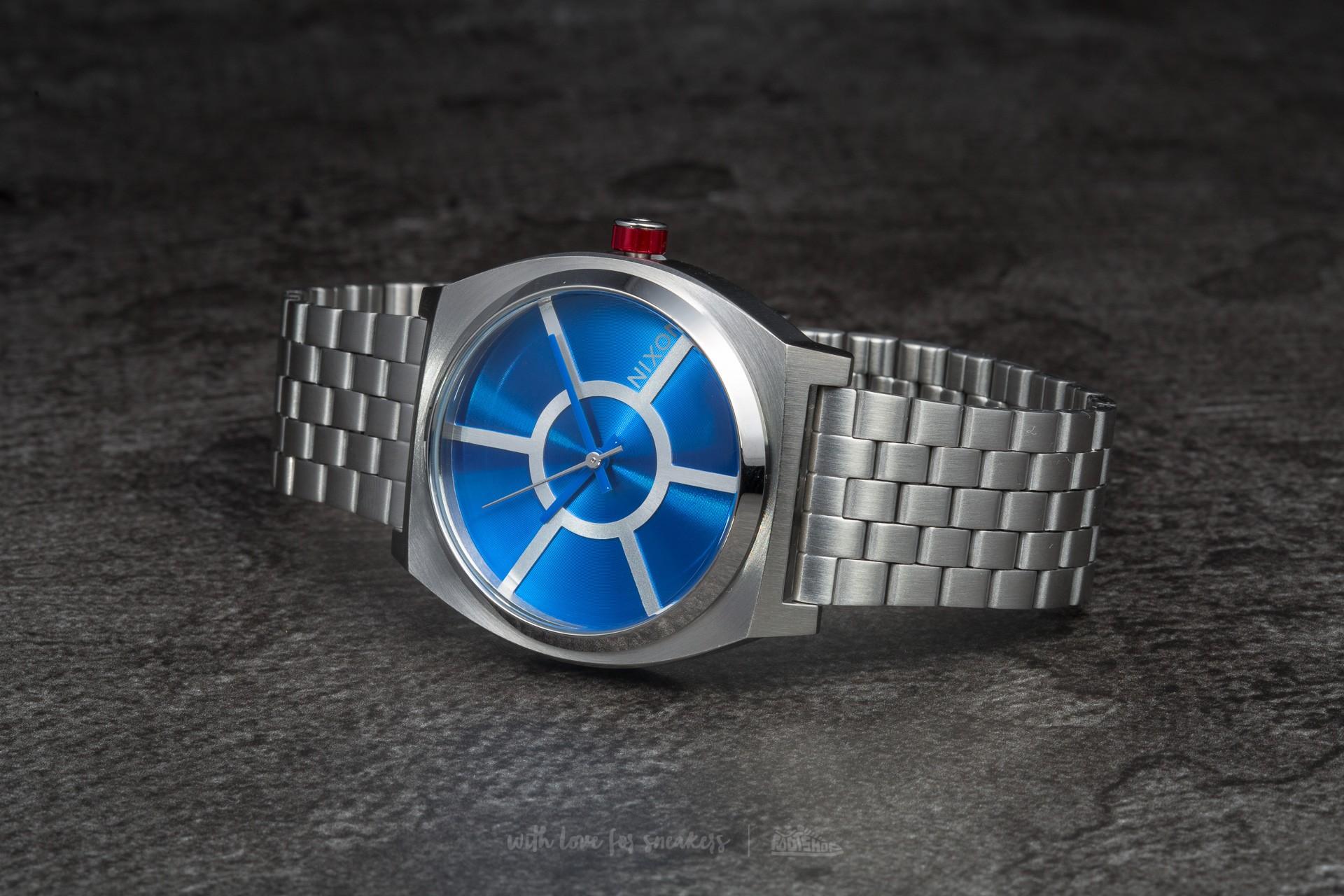 Nixon TIME TELLER SW R2D2 BLUE