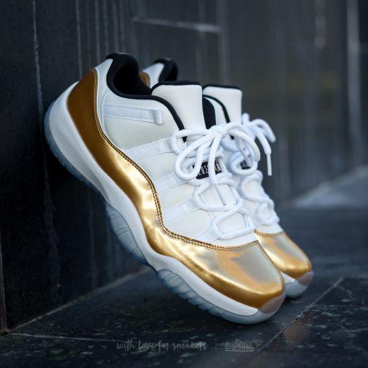 nike air jordan metallic gold