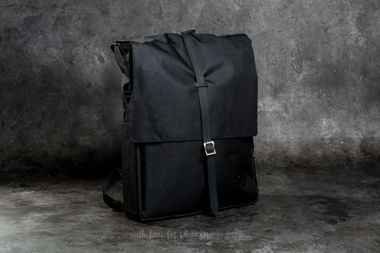 Feudo Novelista Gobernar  Mochilas Spiral Manhattan Classic Blackout Bag Black | Footshop