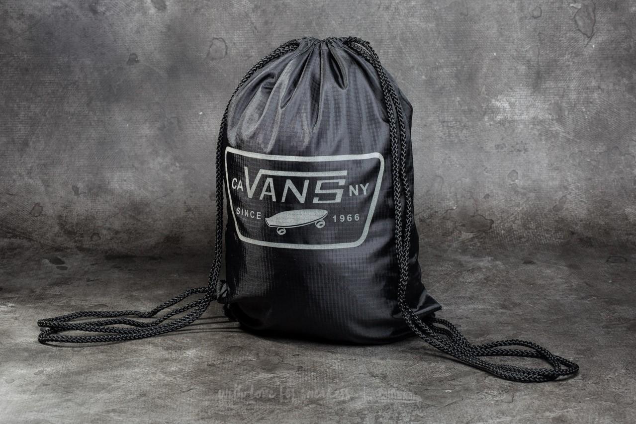 be25be4d12 Vans League Bench Bag Black Reflectiv   Footshop