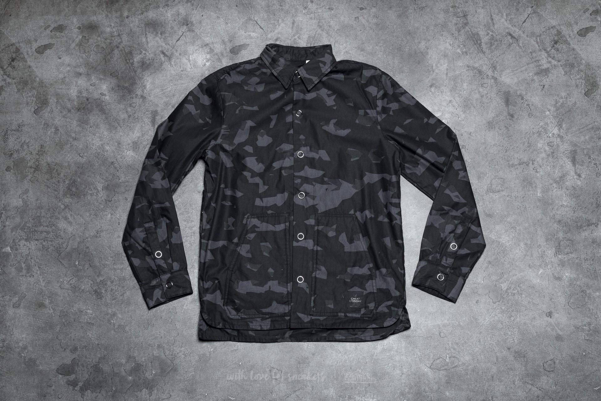 Cheap Monday Out Shirt Dark Grey