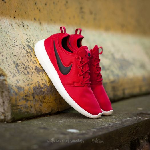 watch be6a0 2f705 Nike Roshe Two Gym Red/ Black-Sail-Volt | Footshop