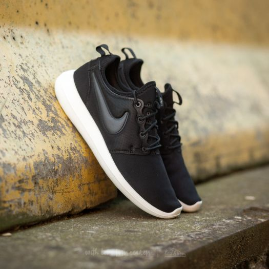 huge discount a09e6 4eb01 Nike Roshe Two Black/ Anthracite-Sail | Footshop