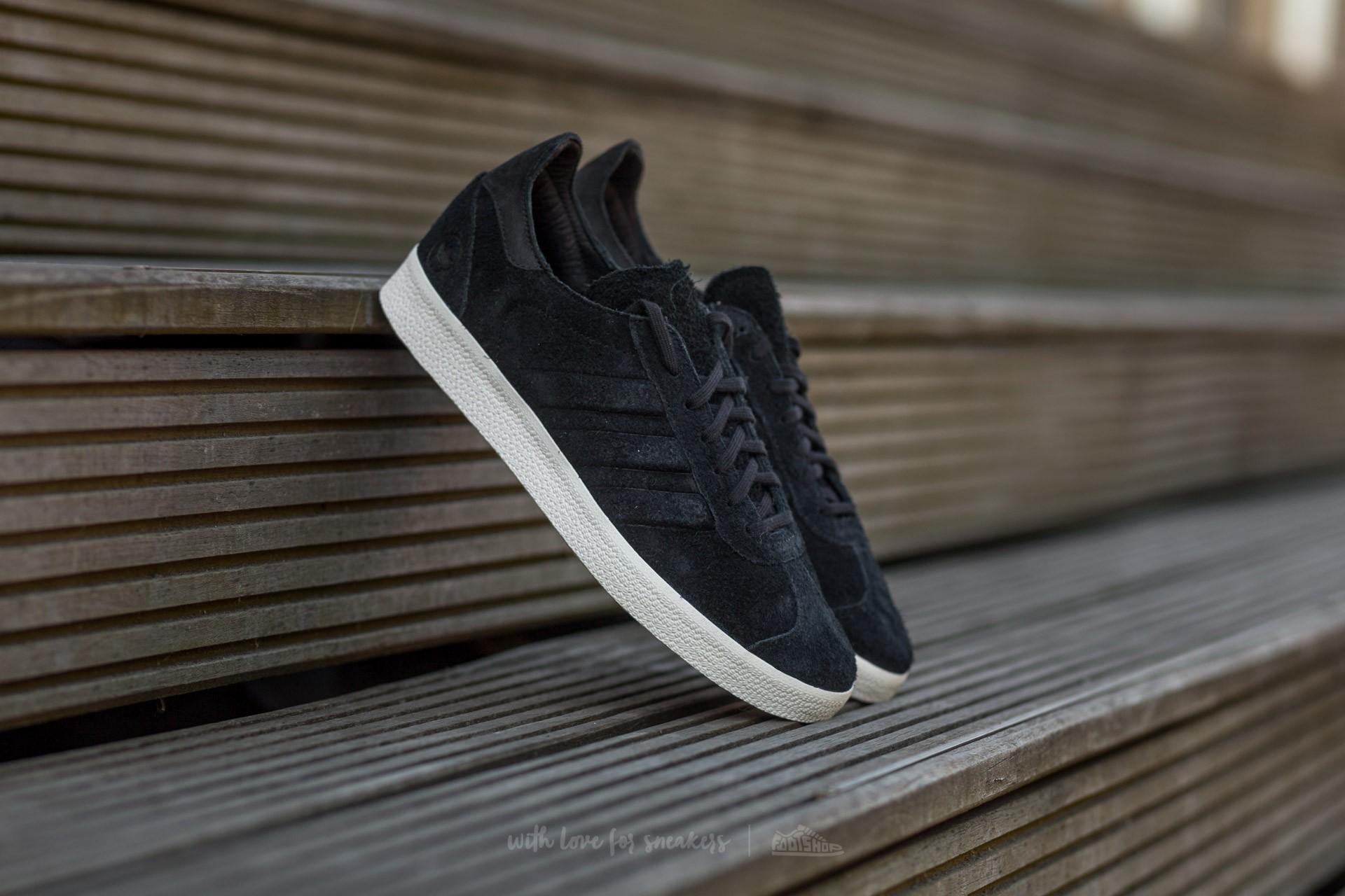 9340d749a5d00a adidas WINGS + HORNS Gazelle OG 85 Core Black  Core Black  Off ...