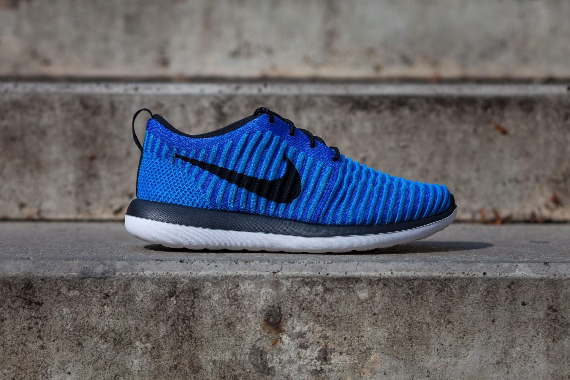 Nike Roshe FlyKnit Blue Lagoon
