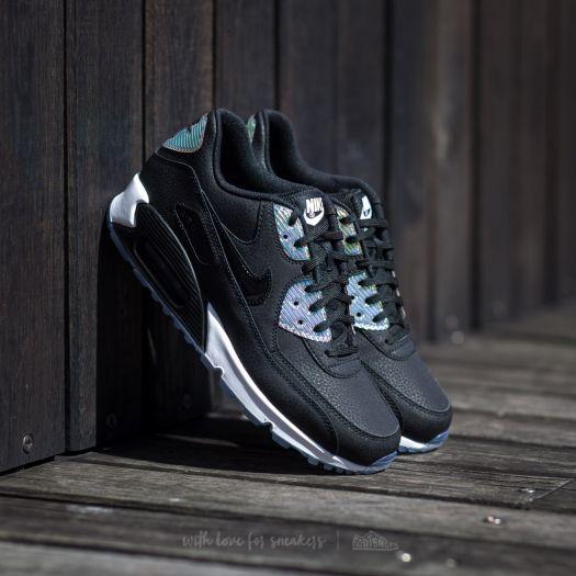 Nike Air Max 90 Premium Women's Shoe BlackPure Platinum