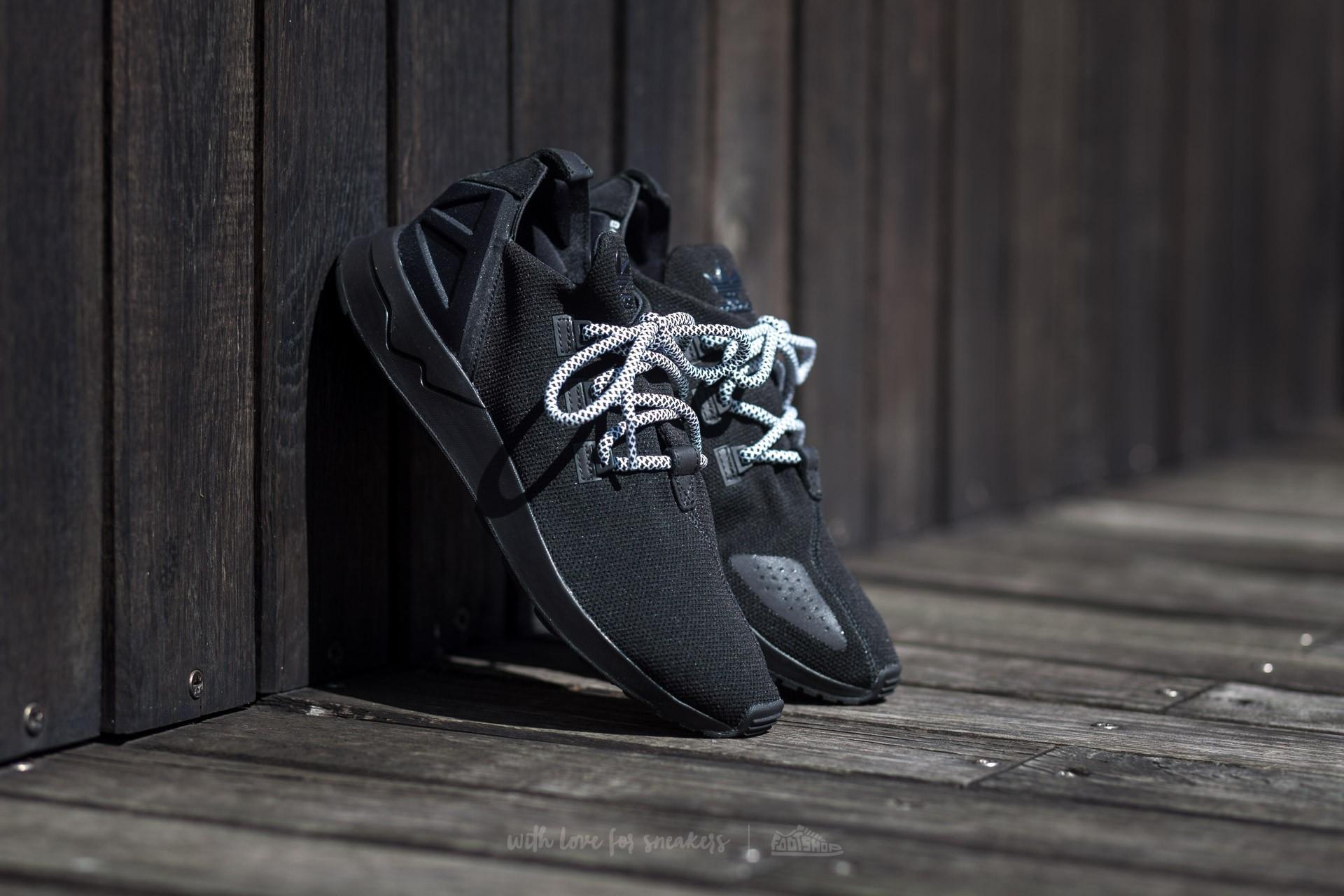 adidas ZX Flux ADV XCore Black Core Black FTW White