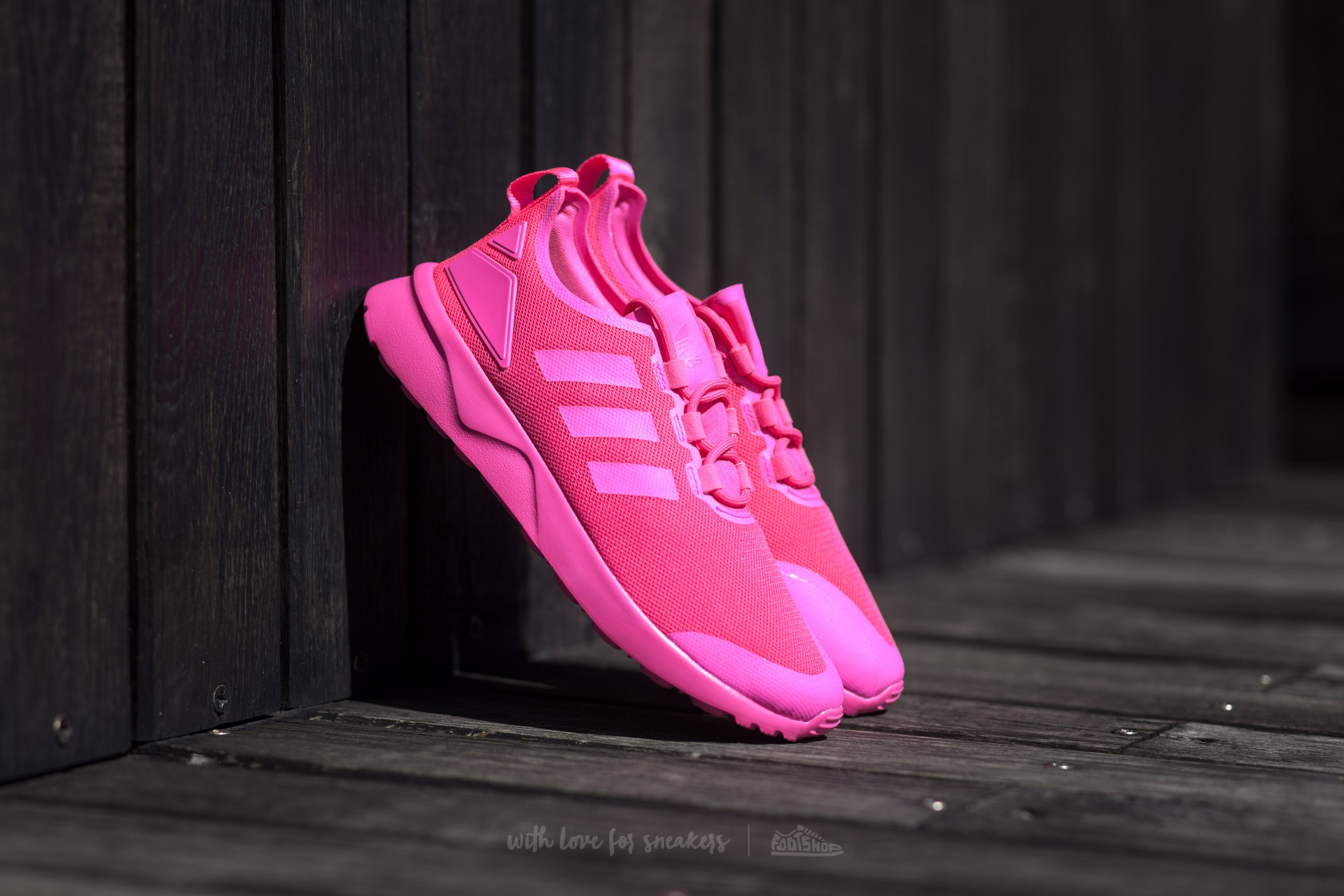 buy popular cb24d b06bc adidas ZX Flux ADV Verve W Shock Pink/ Shock Pink/ Shock ...