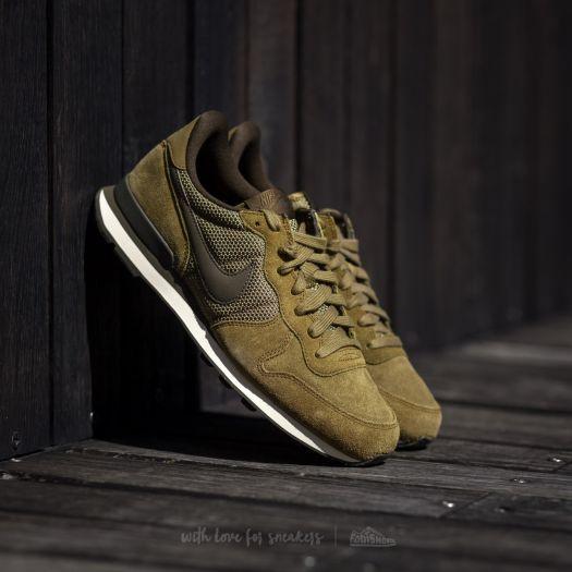 Nike Internationalist Premium Olive Folk Dark Ldn Cashmere Metallic Gold   Footshop