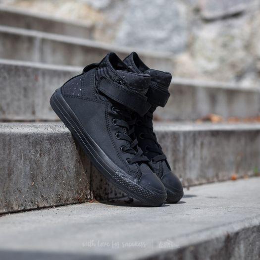 Converse Chuck Taylor All Star Brea Neoprene Black Black Black | Footshop