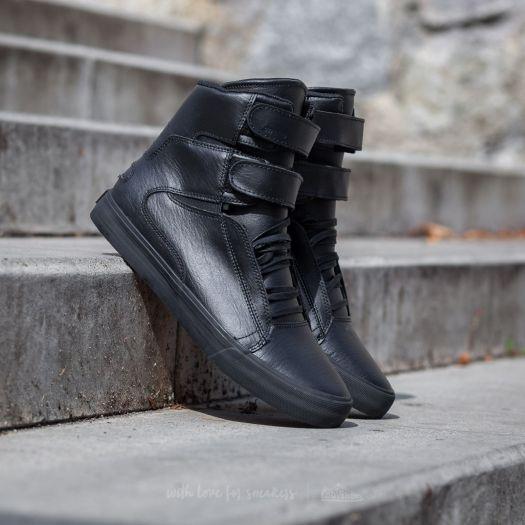Men's shoes Supra Society II Black