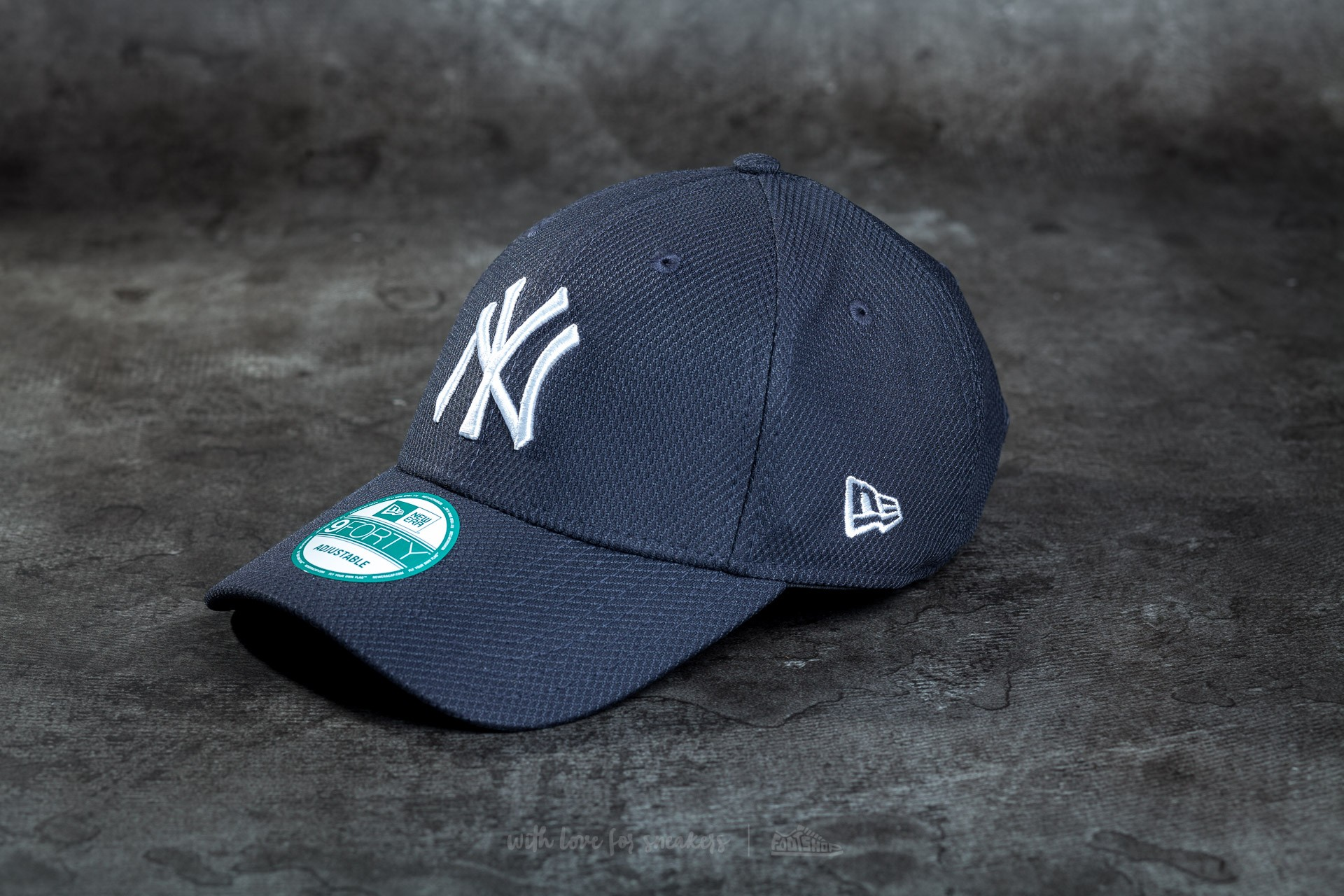 2ee6f65b ... coupon code for new era cus 9forty diamond league new york yankees cap  navy 15e20 e923b