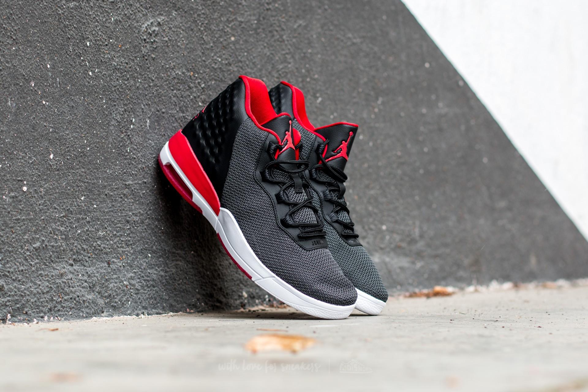 6226d8e9233 Jordan Academy Black  Gym Red-White