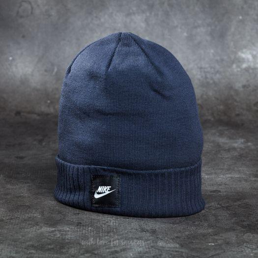 Nike Futura Beanie Navy  d58afe949c