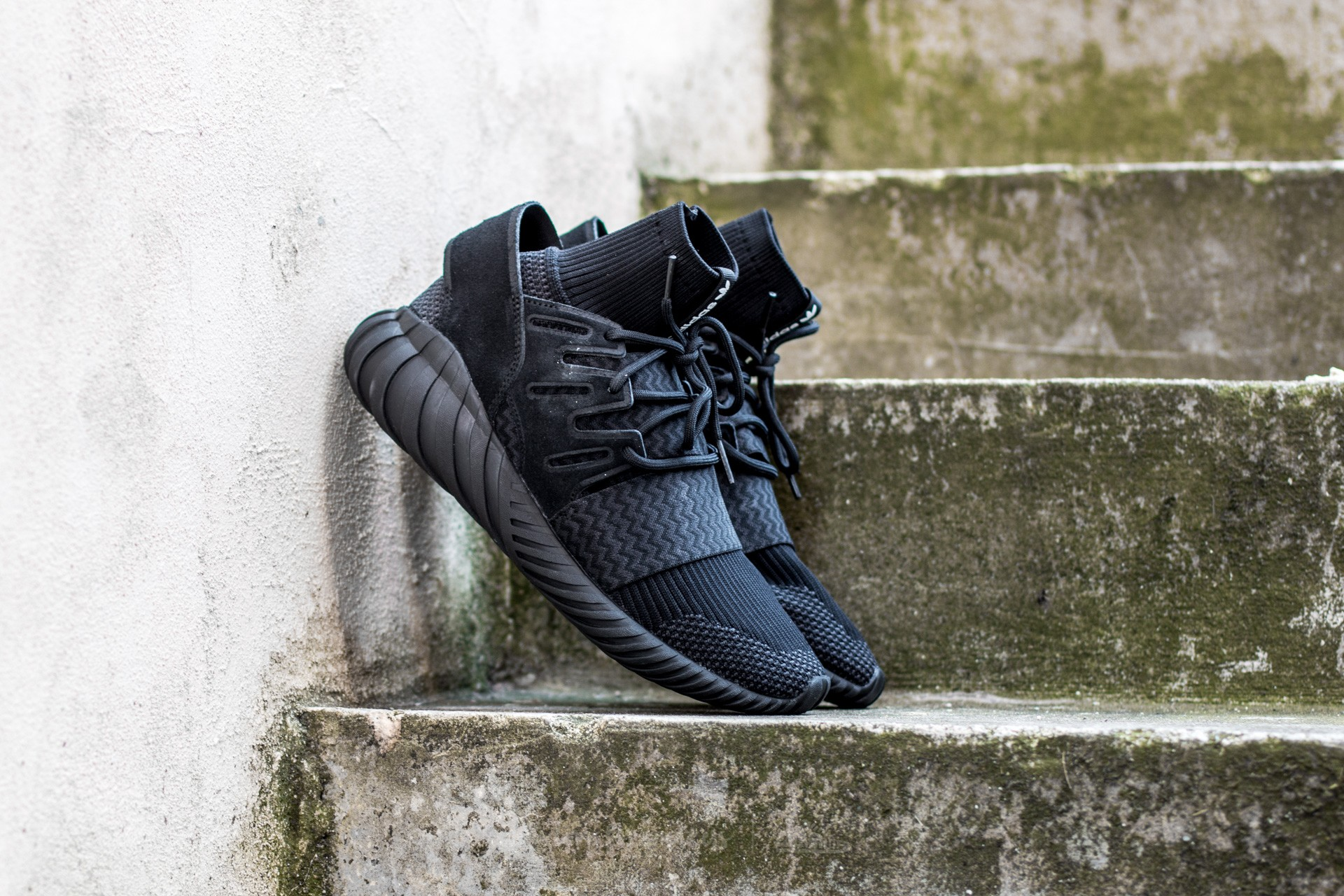 adidas Tubular Doom PK Core Black  Night Grey  Ftw White  0bc8d0e8ebce