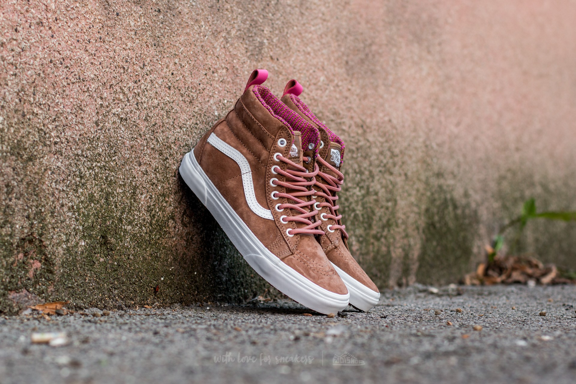 948beb65e2 Vans Sk8-Hi (MTE) Toasted Coconut  True White