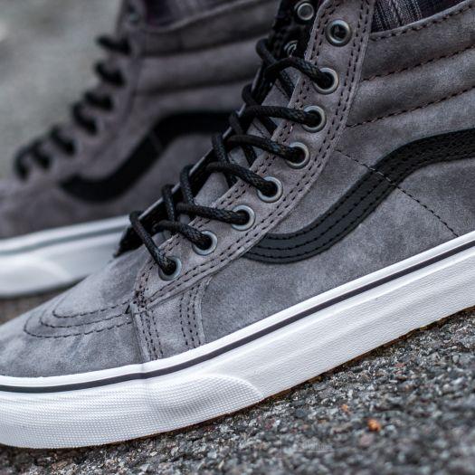 shoes Vans Sk8-Hi MTE (MTE) Pewter/ Plaid