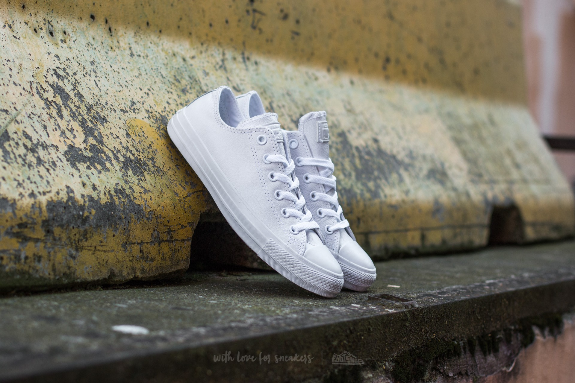 Women's shoes Converse CT OX White