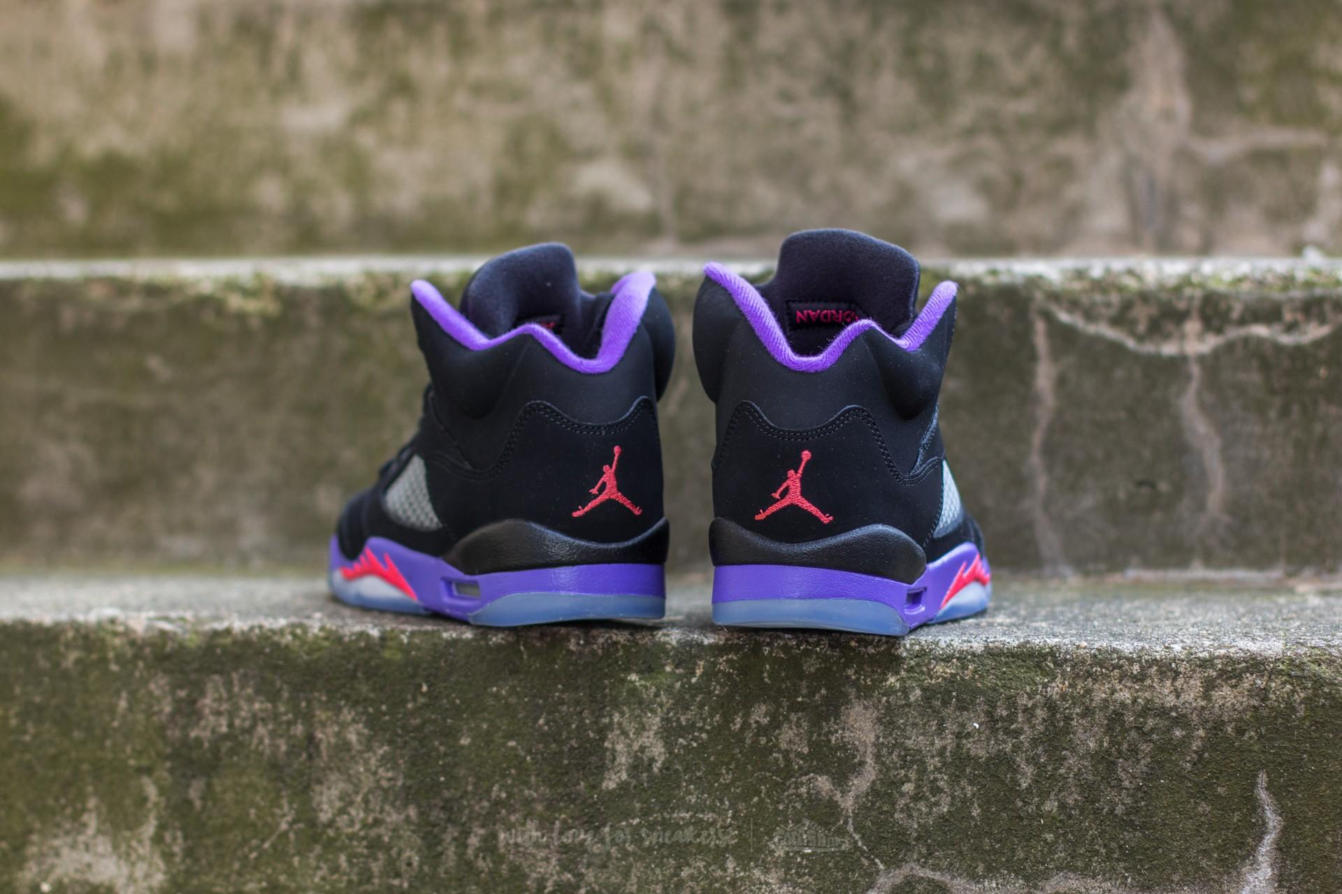 buty do biegania największa zniżka zasznurować Air Jordan 5 Retro (GG)