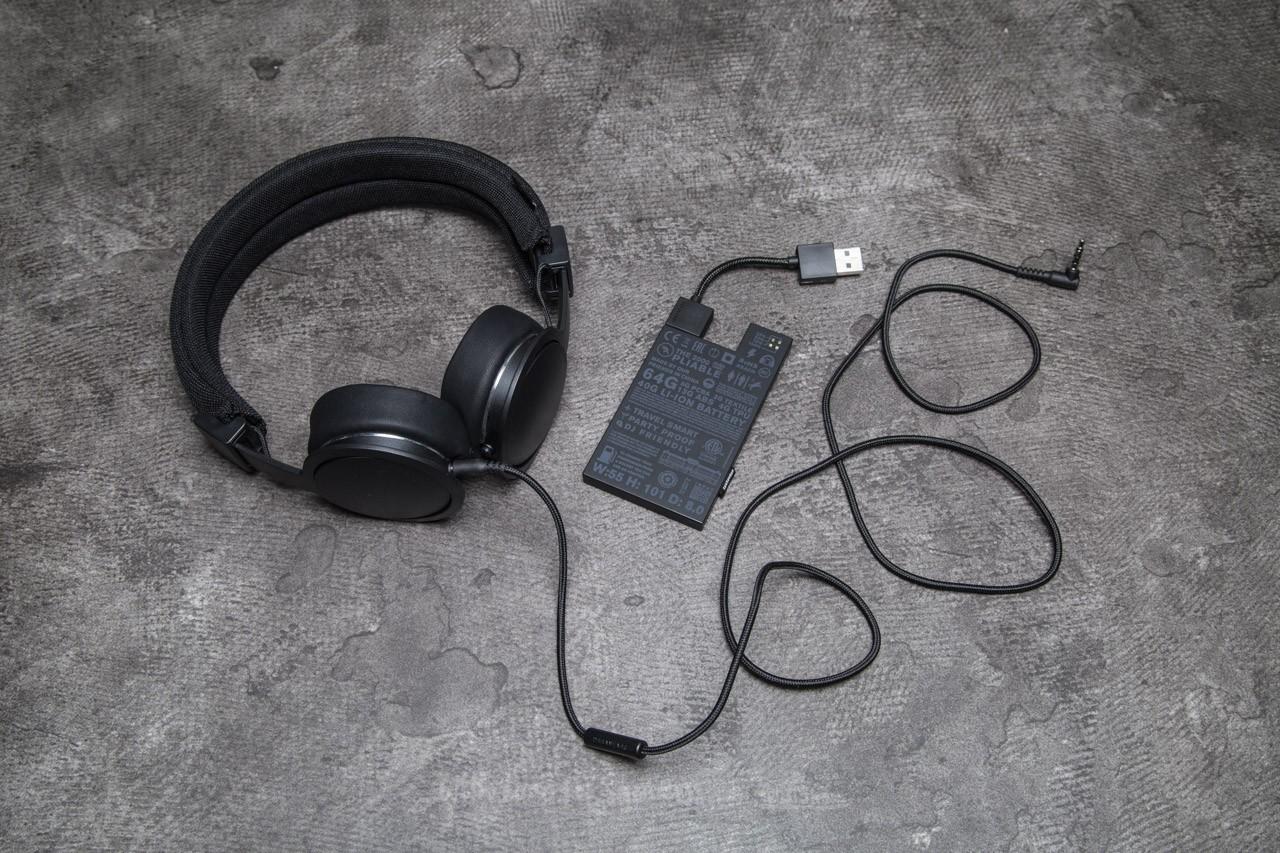 3d719a484de Urbanears Back To It Bundle - Plattan ADV Wireless Black + 2000 mAh  Powerbank