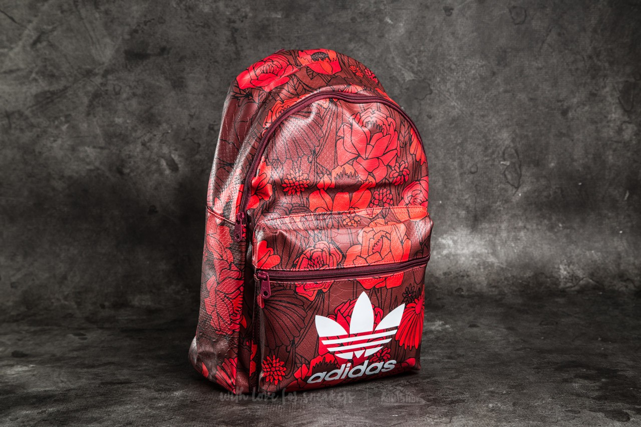 59fd43a9e822 adidas Flowers Classic Backpack Multicolor