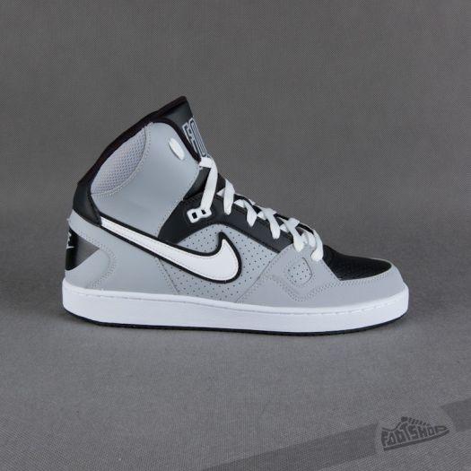 Nike Son of Force Mid Mens GreyWhtBlk | Footshop
