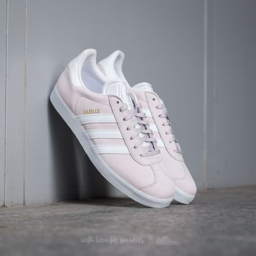 adidas originals gazelle icepur white style