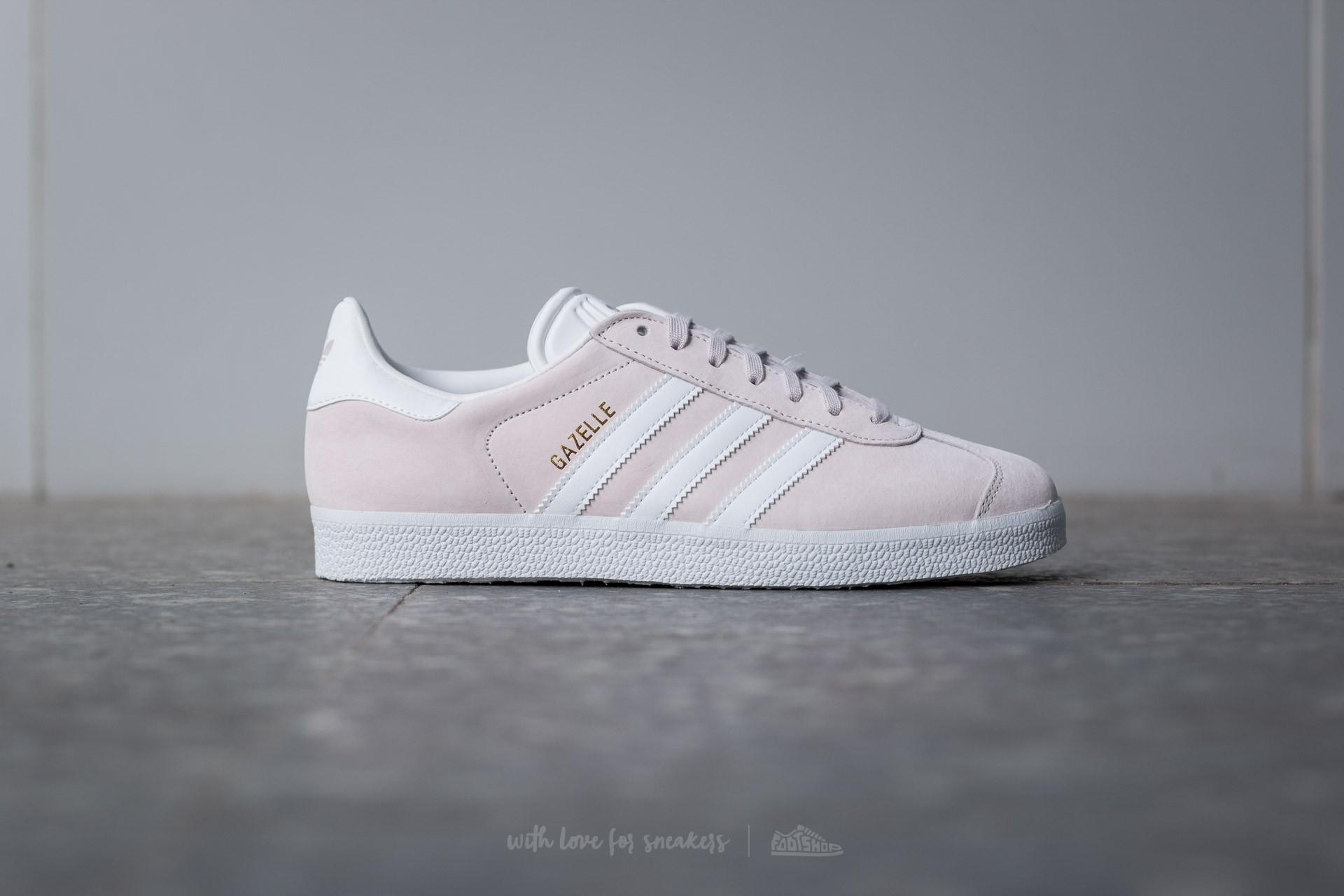 adidas Gazelle Icepur White Gold Metallic | Footshop