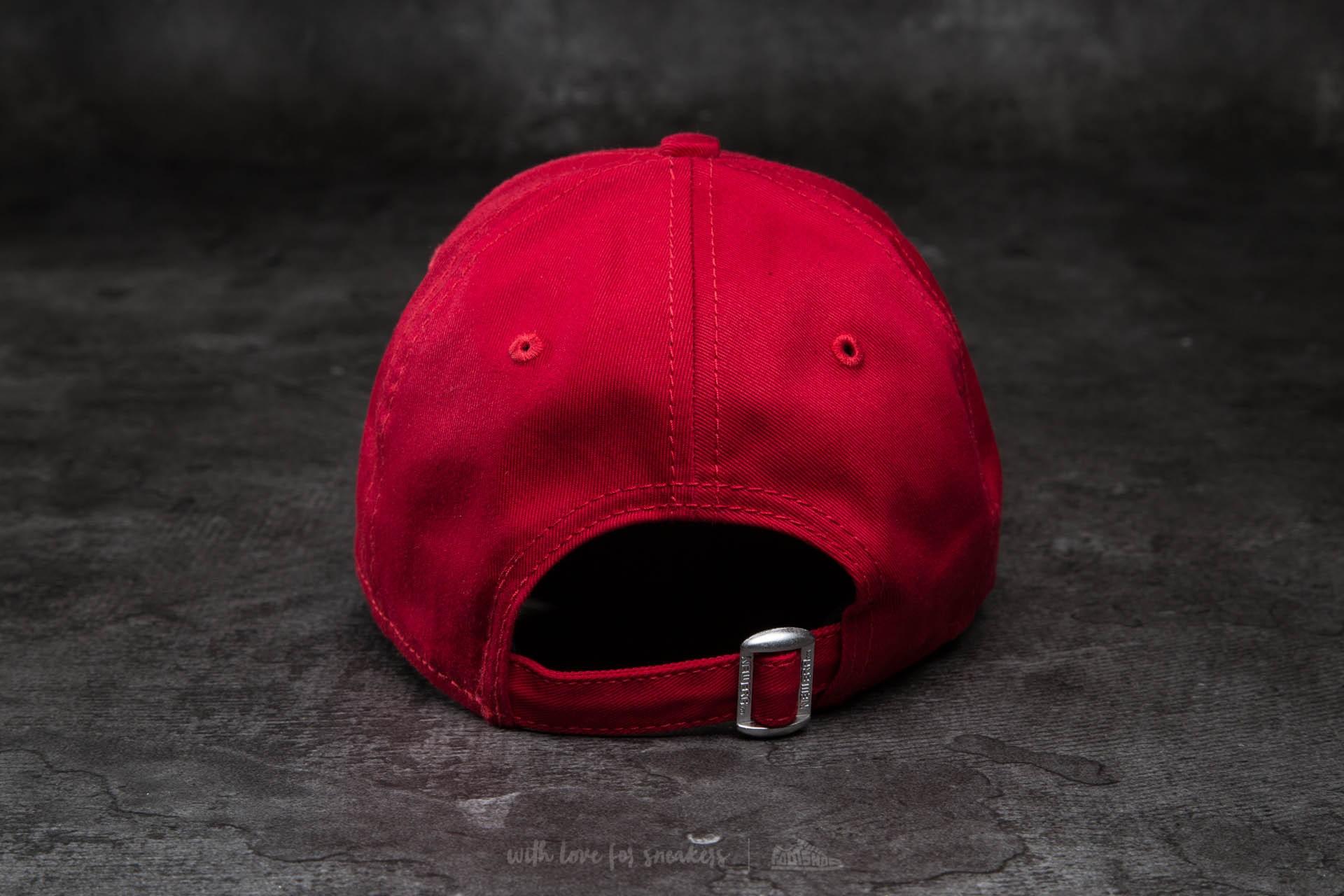 be3e64acb8e New Era K 9Forty Child Adjustable Major League Baseball Basic New York  Yankees Cap Scarlet