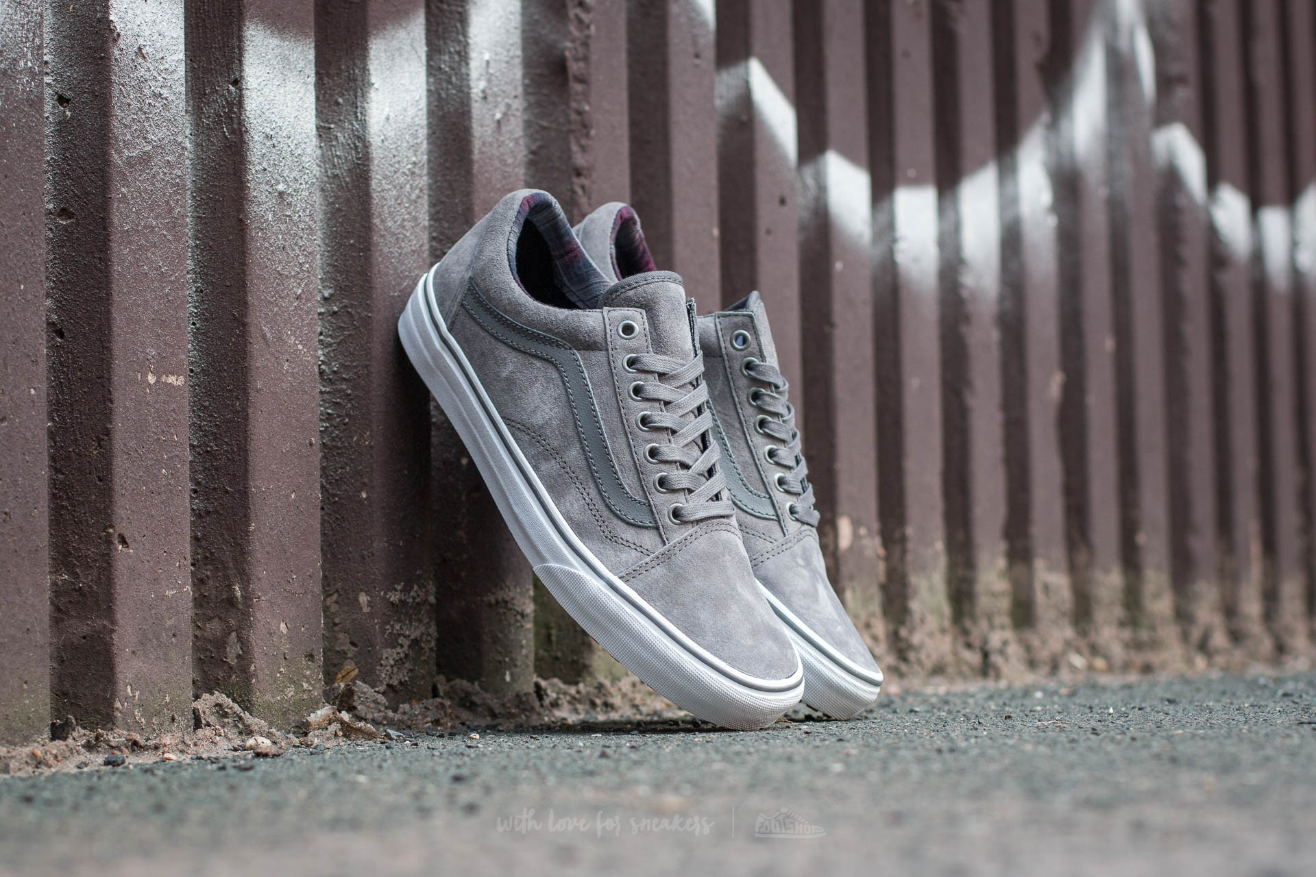 Vans Old Skool MTE (MTE) Pewter Plaid | Footshop