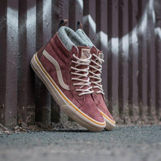 men s shoes vans sk8 hi mte dx cappuccino hummus vans sk8 hi mte dxcappuccino hummus
