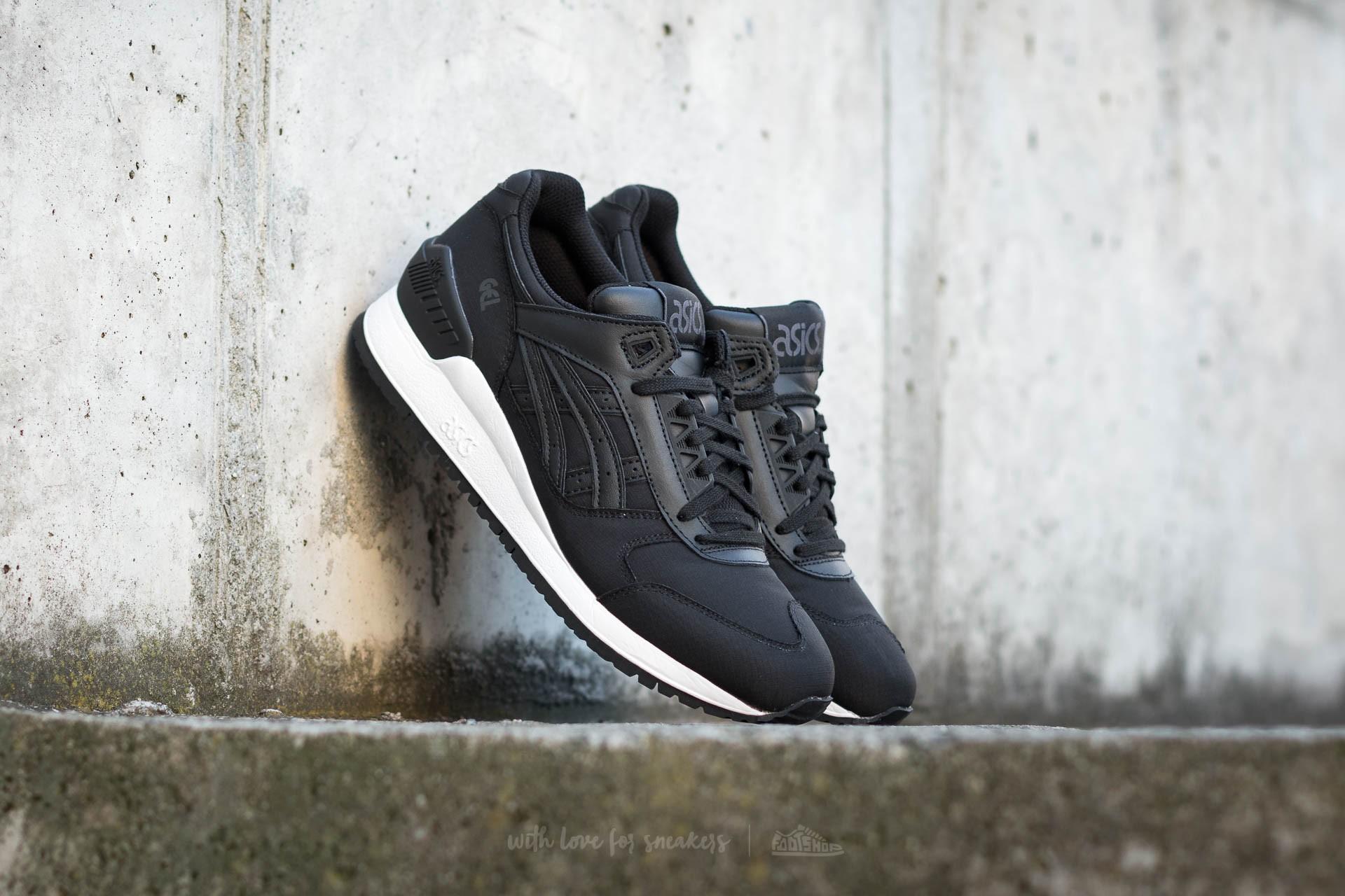 meilleure sélection abd50 5971e Asics Gel-Respector Black/ Black | Footshop