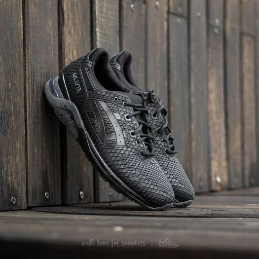 plus récent fbb87 f6b5a Asics Gel-Lyte Evo Black/ Black | Footshop